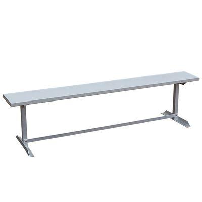 Aluminum Bench | 6'