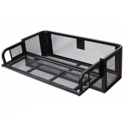 Rear ATV Mesh Rack Basket for Hunting, Fishing, and Trail Maintenance