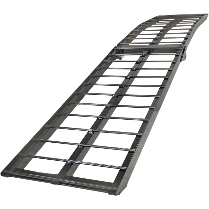 10' Wide Heavy Duty Folding Arch Ramp