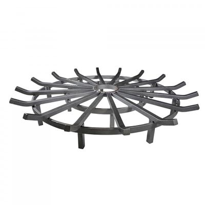 "36"" Wagon Wheel Fire Grate"