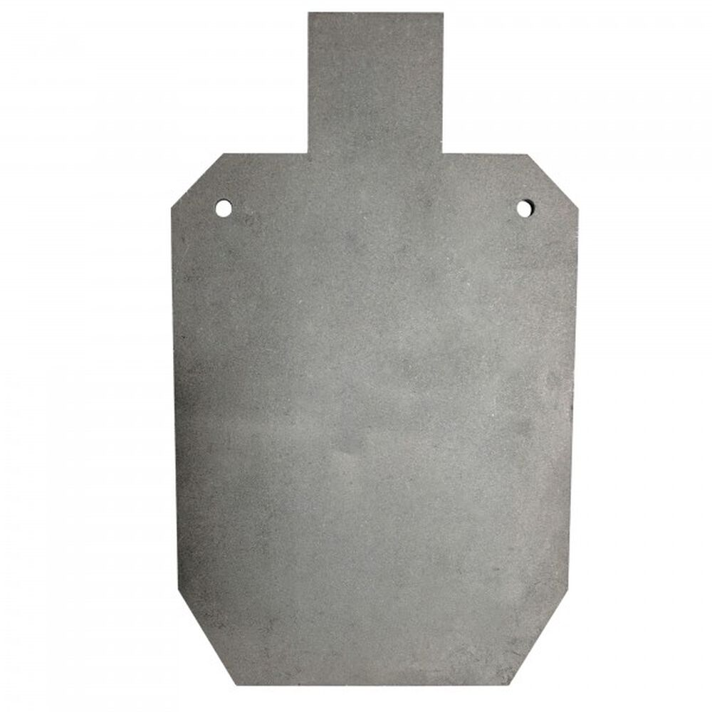 """3//8/"""" thick 8.45/"""" wide x 7.7/"""" tall. AR500 Precision Armor Plate Steel Targets"""