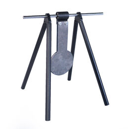 """Spinning Target Stand with 8"""" x 3/8"""" Target"""