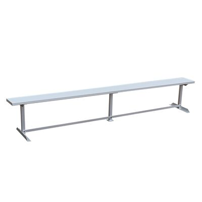 Aluminum Bench | 9'