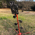 No-Weld Dueling Tree with AR500 Steel Paddle Targets