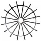 "32"" Wagon Wheel Fire Grate"