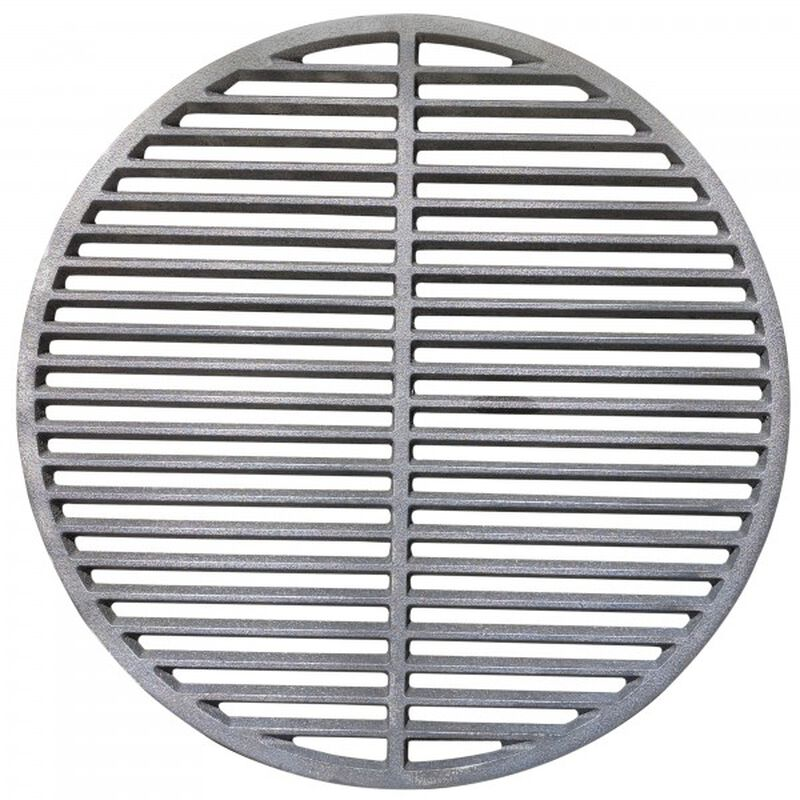 "18"" Dual Sided Cast Iron Grill Grate"