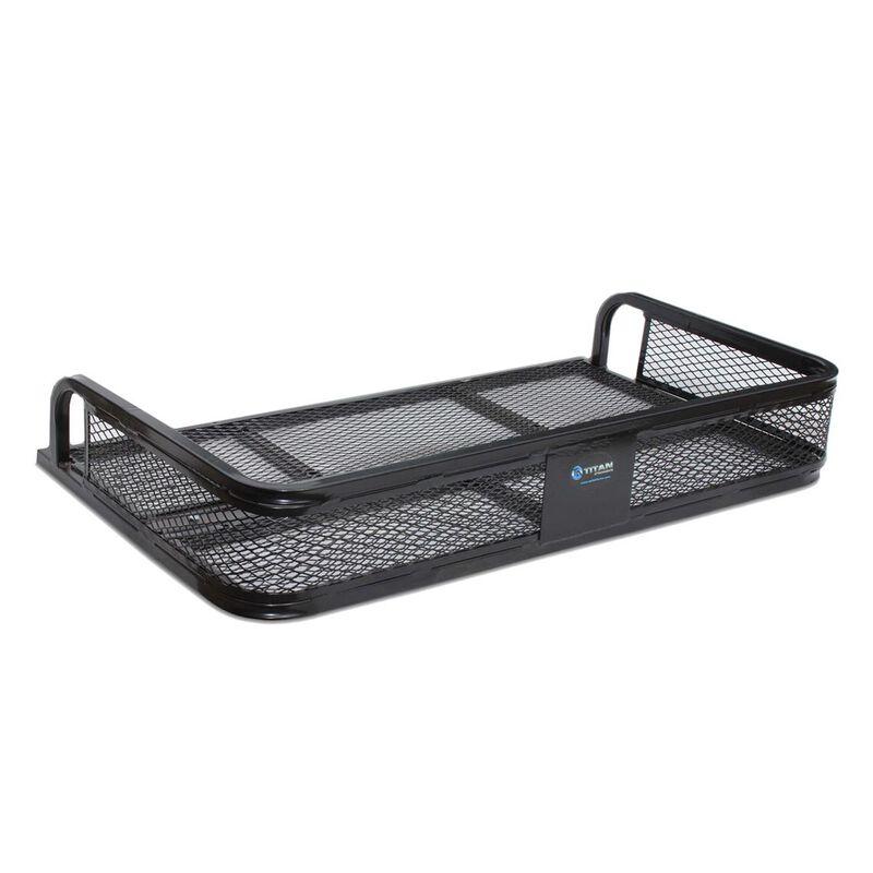ATV Rear Cargo Basket