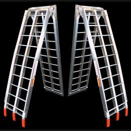 7.5 FT Aluminum ATV Loading Ramps - Pair