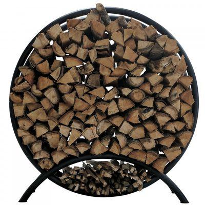 Circular Heavy Duty Log Rack
