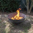 42-in Hemisphere Fire Pit