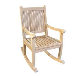 Grade A Teak Rocking Chair