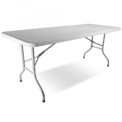 Set of 10 - 2.5' x 6' Folding Tables