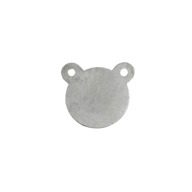 """Set of 5 AR500 Steel Shooting Targets   1/2"""" Thick   3"""" 4"""" 6"""" 8"""" 10"""""""
