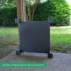 Fire Pit Heat Shield