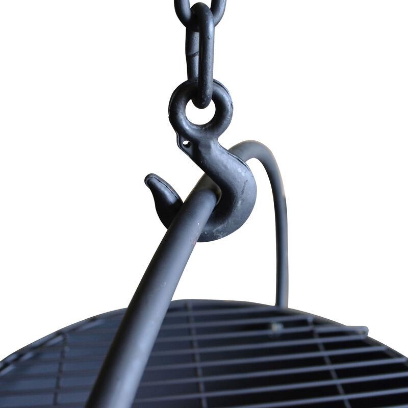 """30"""" Cauldron Fire Pit Bowl DIY"""