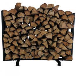 HEAVY DUTY Rectangular 4 Foot Log Rack
