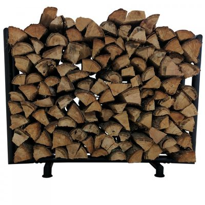 HEAVY DUTY Rectangular 4 Foot Log Rack