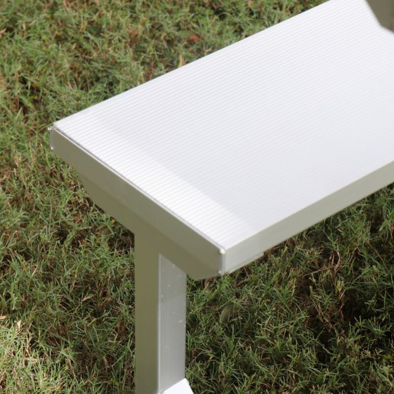 Aluminum Picnic Table | 5' | SKU: 890025