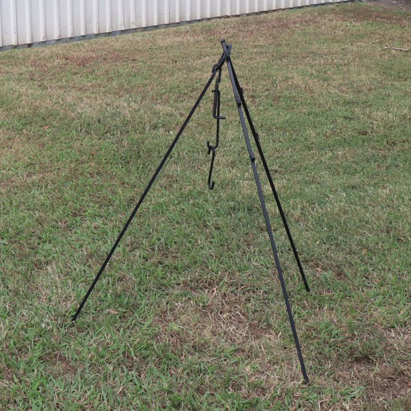 Outdoors Tripod & Spit Rotisserie Set