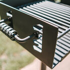 Outdoor Park-Style Charcoal Grill | V2