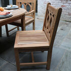 Teak Lismore Chair