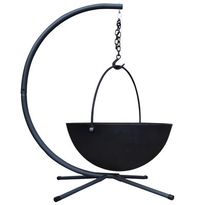 "42"" Cauldron Fire Pit Bowl with Stand"