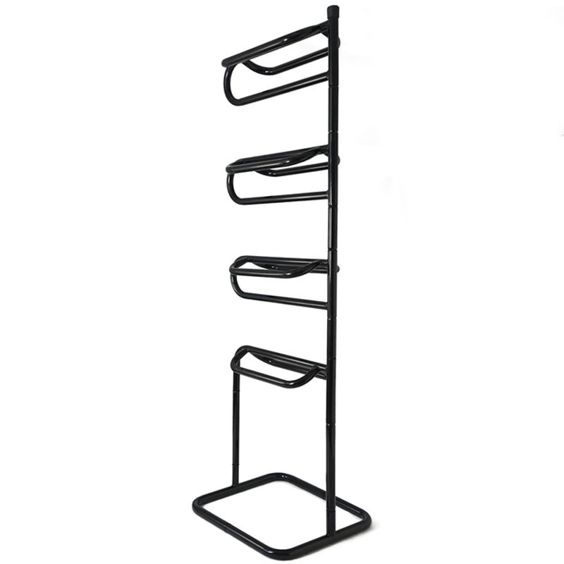 Titan 4 tier saddle rack