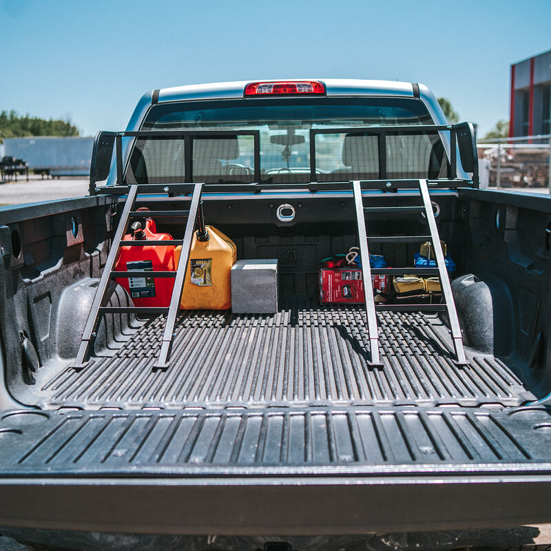 Raised ATV UTV Truck Bed Rack