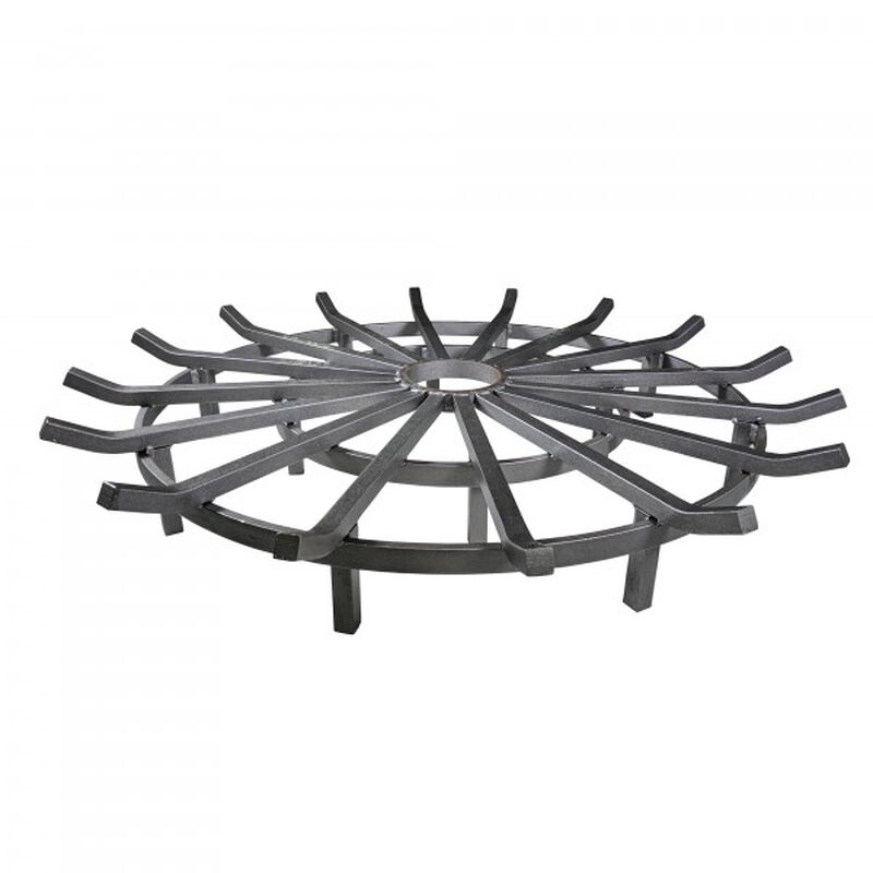 "40"" Wagon Wheel Fire Grate"