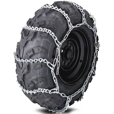 "9"" ATV Tire Chains V-Bar for 26"" Tires"