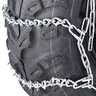 """9"""" ATV Tire Chains V-Bar for 26"""" Tires"""