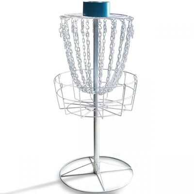 Pro Portable Disc Golf Basket Target Catcher