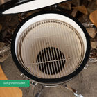 18-in Kamado Ceramic Charcoal Grill