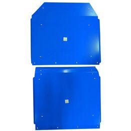 Blue Aluminum Roof fits Polaris RZR 4-Door