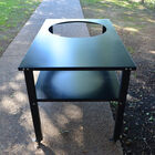 Ceramic Grill Table | Aluminum | Fits XL BGE, Kamado Joe