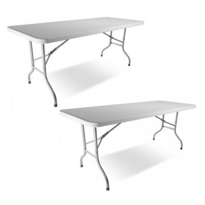 Pair of 6 FT Folding Tables
