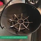 20-in Wagon Wheel Fire Grate