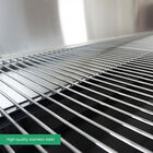 25W Stainless Steel Rotisserie Grill With Windscreen