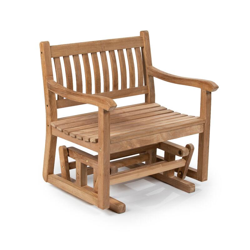 Teak Yosemite Glider Chair