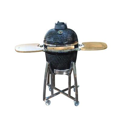 15-in Kamado Ceramic Charcoal Grill