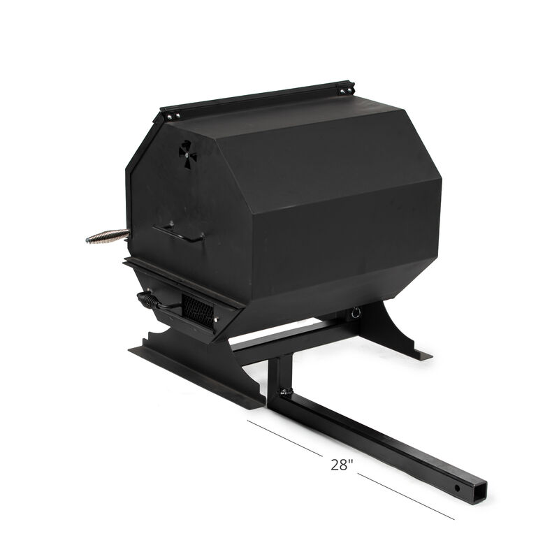 Nomad Tailgate Hitch Grill