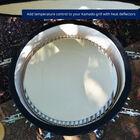 15-in Kamado Ceramic Charcoal Grill Kit