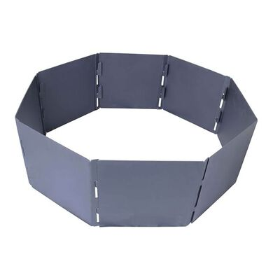 "8 Panel, Foldable 31"" Campfire Pit Ring"