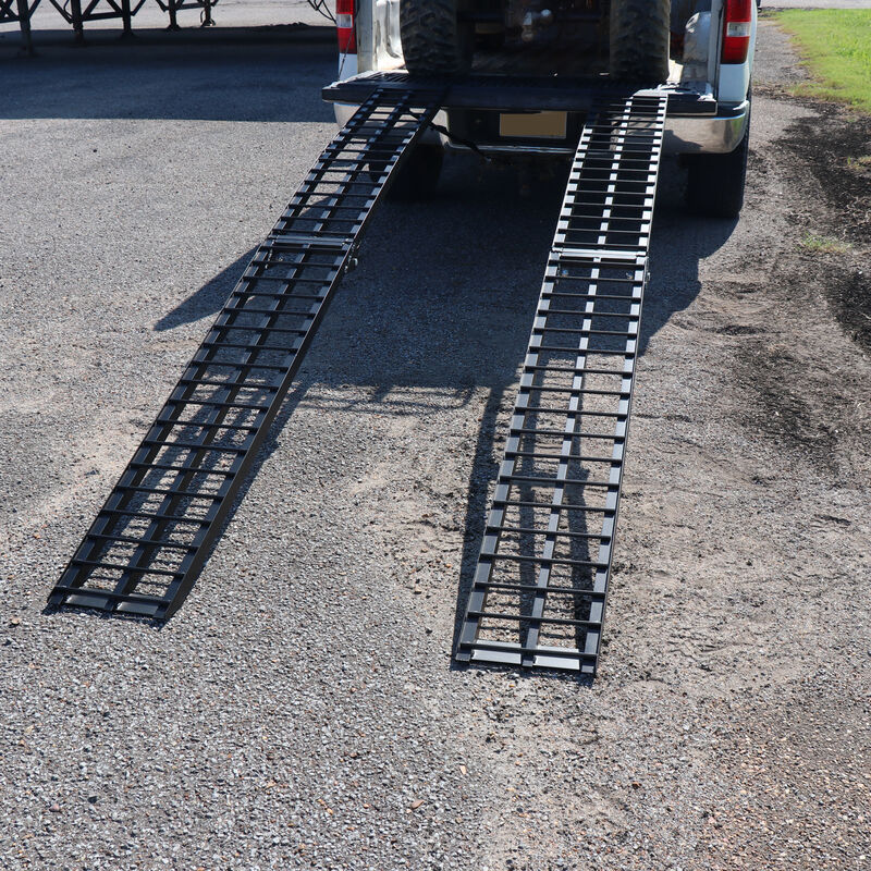 10 FT Long Folding Arch Ramps - Pair