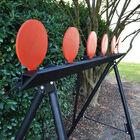 Six Plate Target System | AR500 Steel