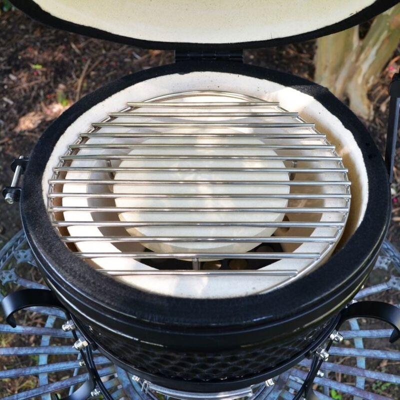 """10"""" UFO Kamado Heat Deflector"""