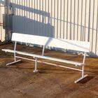 Aluminum Benches