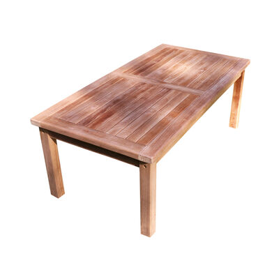 Teak Outdoor Coffee Table | 47-in