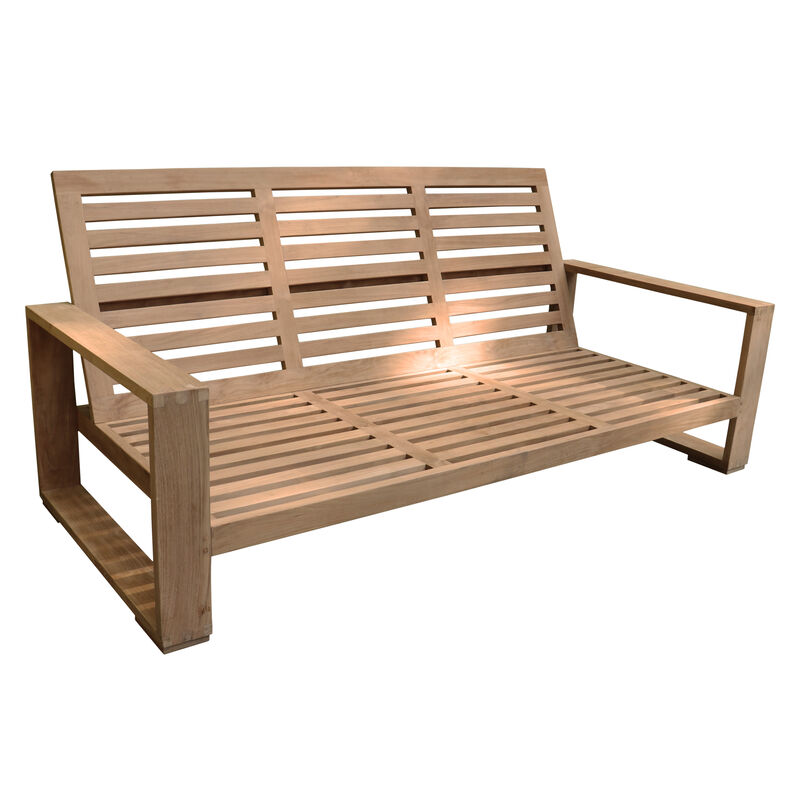 Teak Havana Bench | 83-in