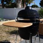 Kamado Ceramic Charcoal Grill Kit